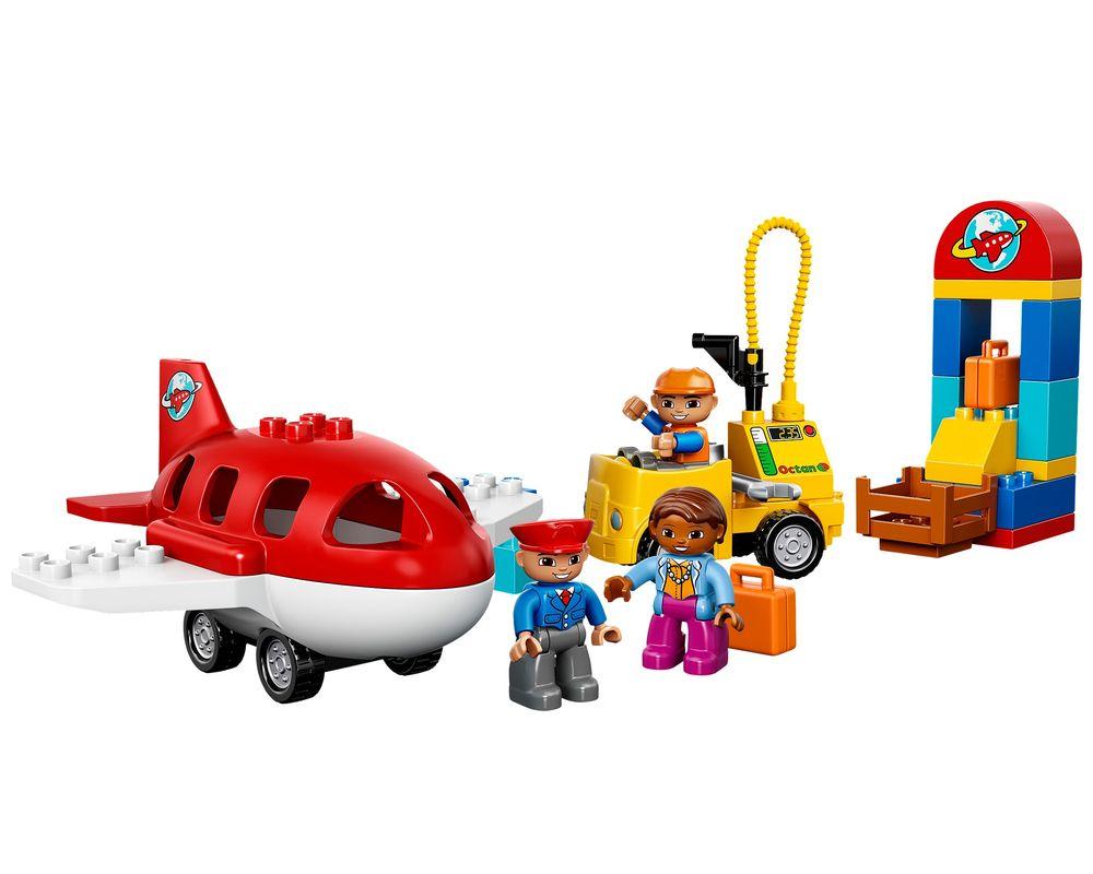 LEGO Set 10590-1 Airport (LEGO - Model)