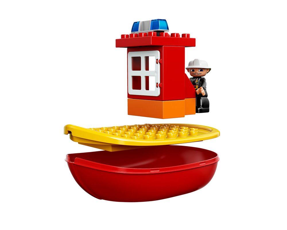 LEGO Set 10591-1 Fire Boat