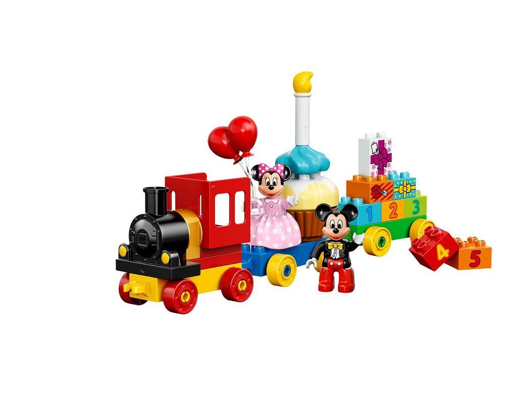 LEGO Set 10597-1 Mickey & Minnie Birthday Parade (LEGO - Model)