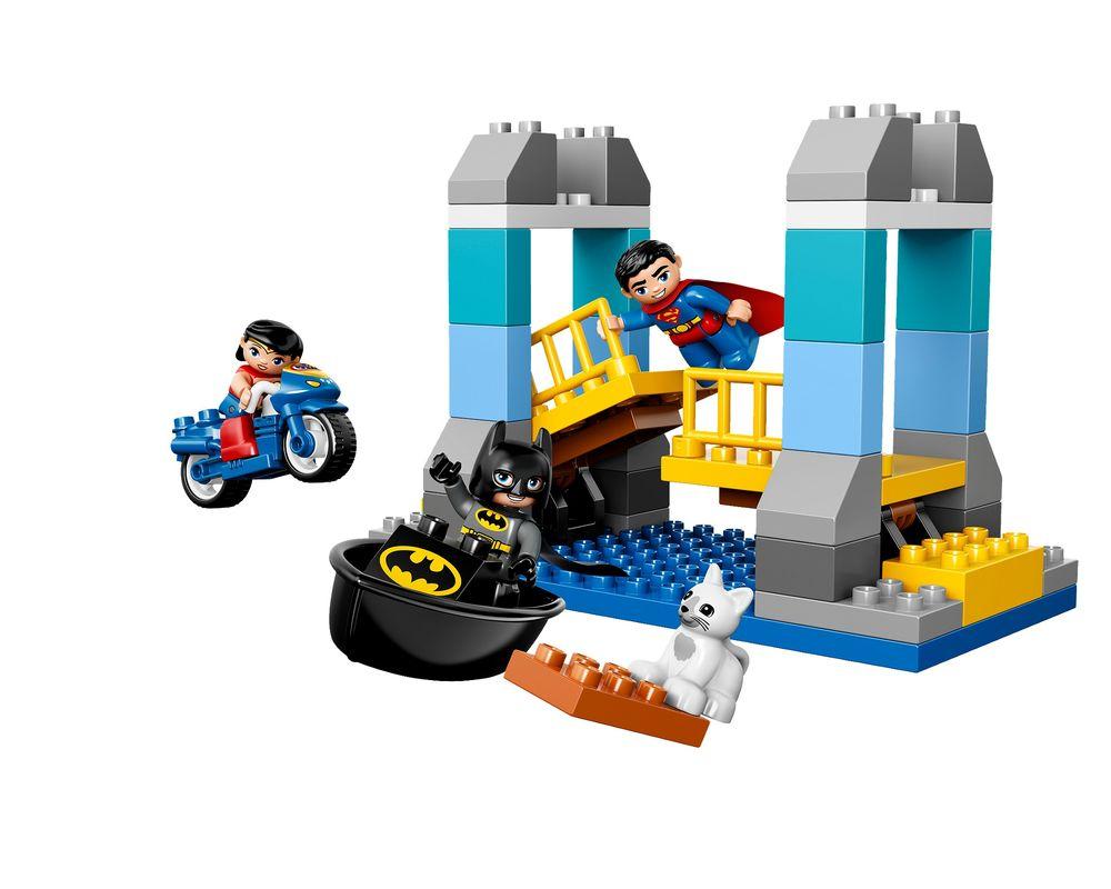 LEGO Set 10599-1 Batman Adventure (LEGO - Model)