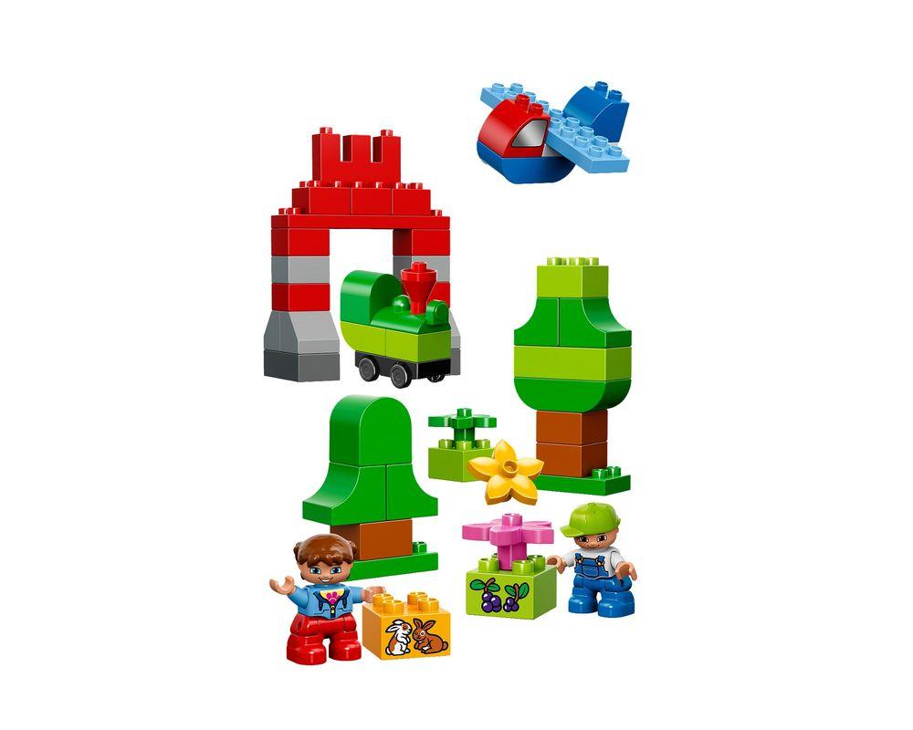 LEGO Set 10622-1 Large Creative Box (LEGO - Model)