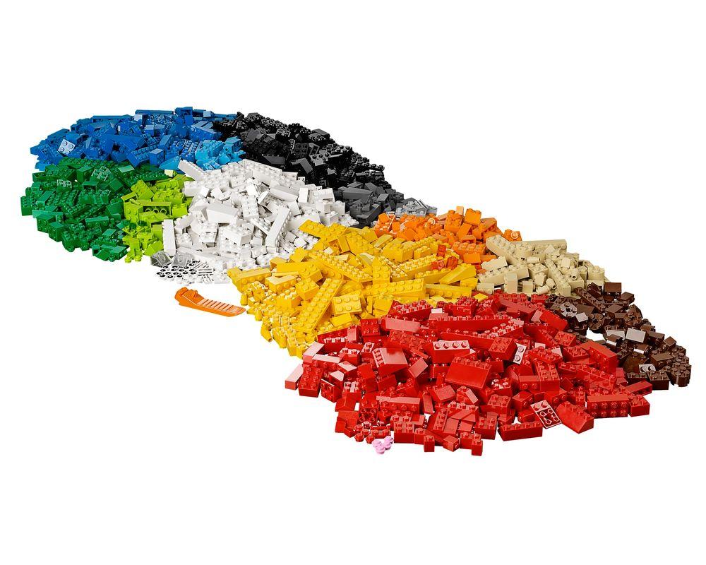 LEGO Set 10654-1 XL Creative Brick Box (LEGO - Model)