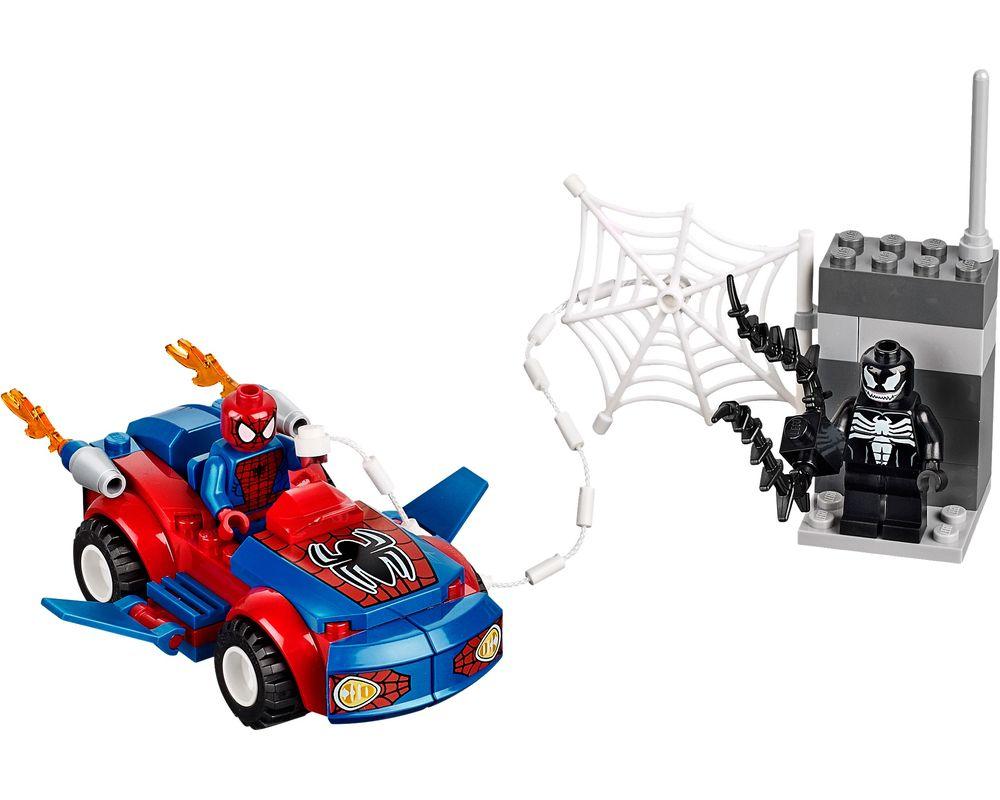 LEGO Set 10665-1 Spider-Man: Spider-Car Pursuit (LEGO - Model)