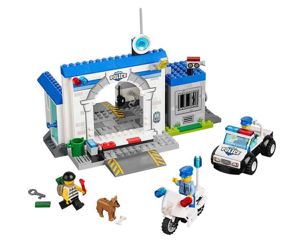 LEGO Set 10675-1 Police – The Big Escape (Model - A-Model)