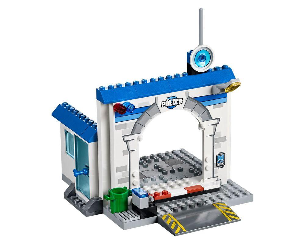 LEGO Set 10675-1 Police – The Big Escape