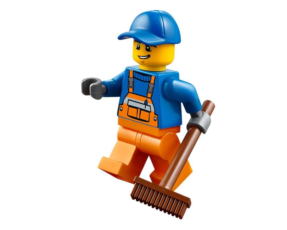 LEGO Set 10680-1 Garbage Truck