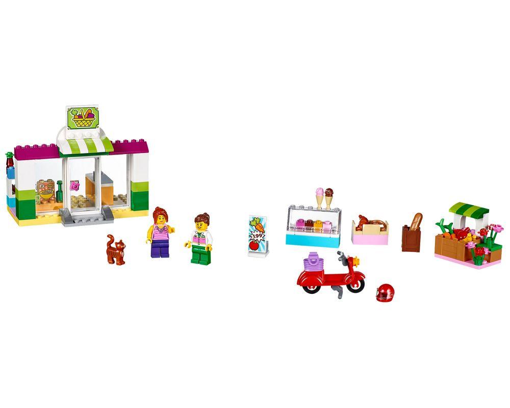 LEGO Set 10684-1 Supermarket Suitcase (Model - A-Model)
