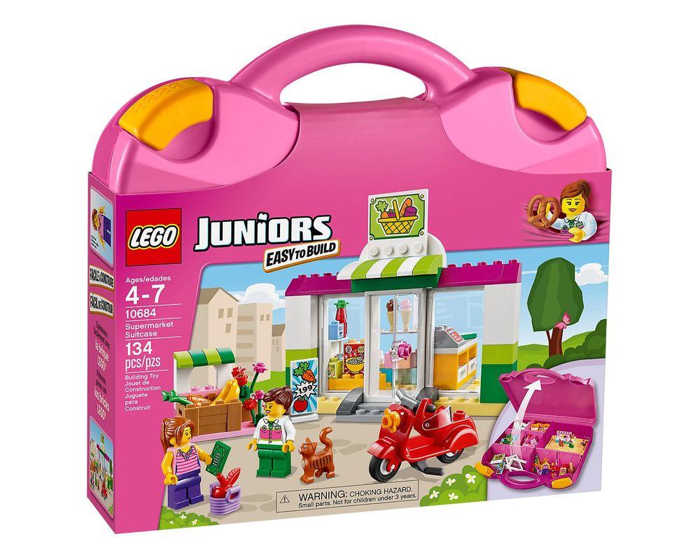 LEGO Set 10684-1 Supermarket Suitcase