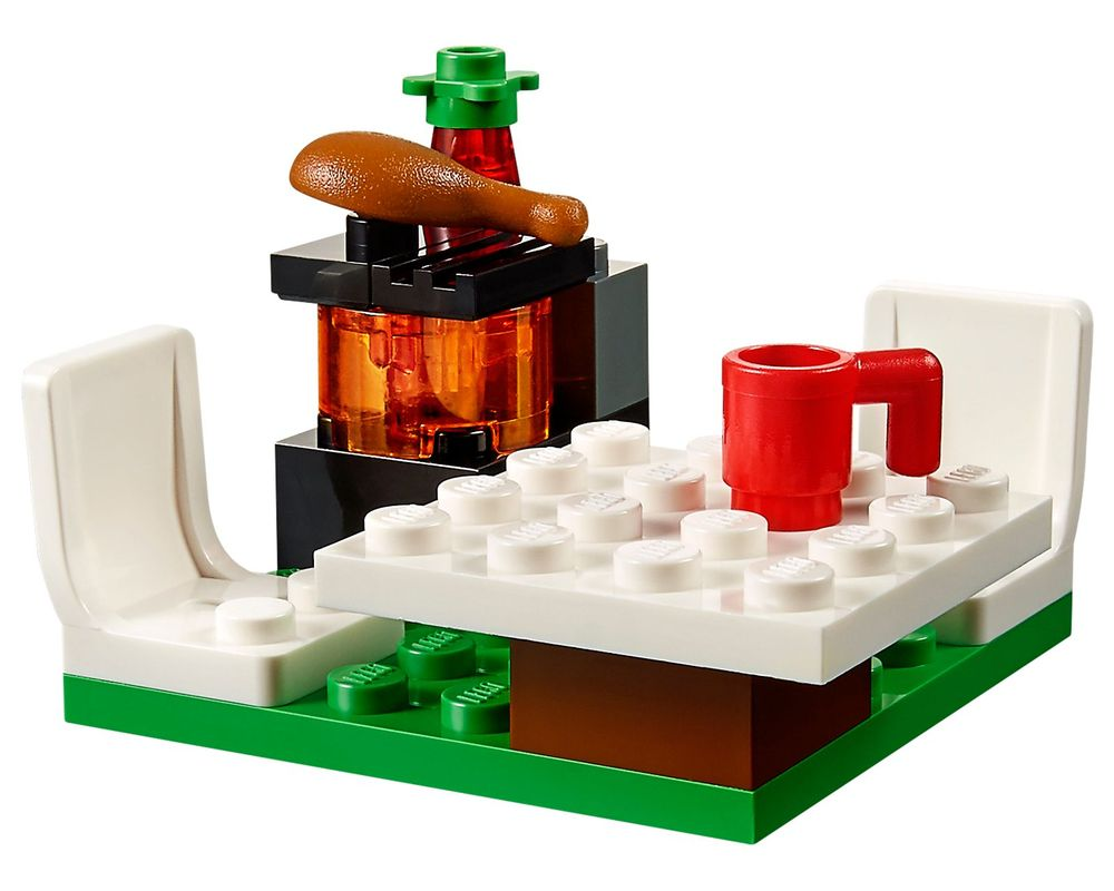 LEGO Set 10686-1 Family House