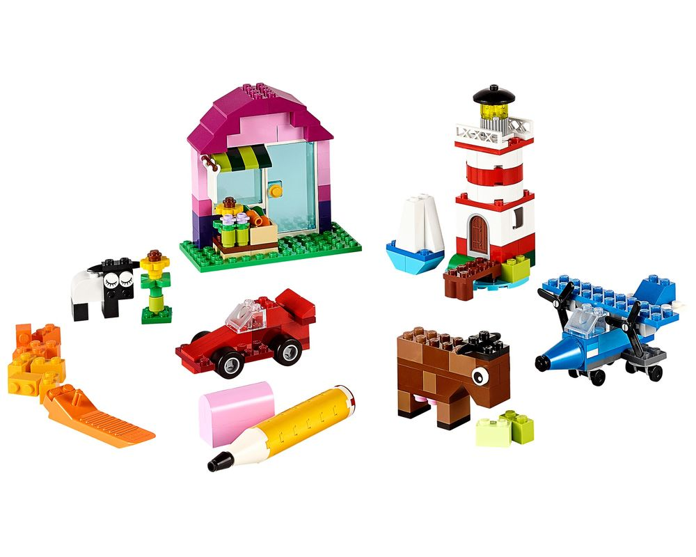 LEGO Set 10692-1 Creative Bricks (LEGO - Model)