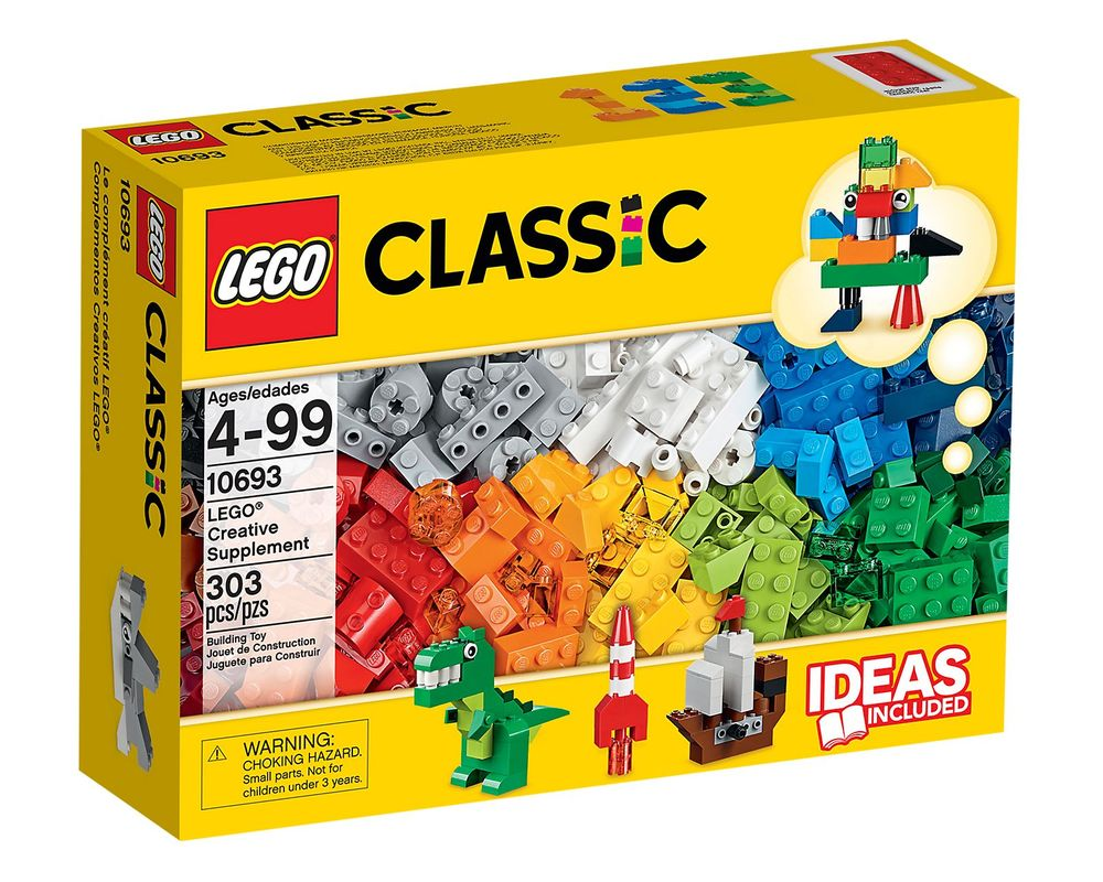 LEGO Set 10693-1 Creative Supplement