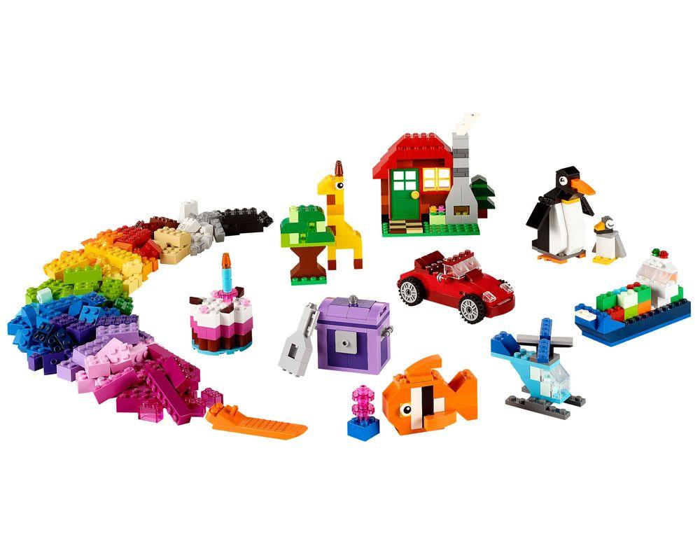 LEGO Set 10695-1 Creative Building Box (LEGO - Model)