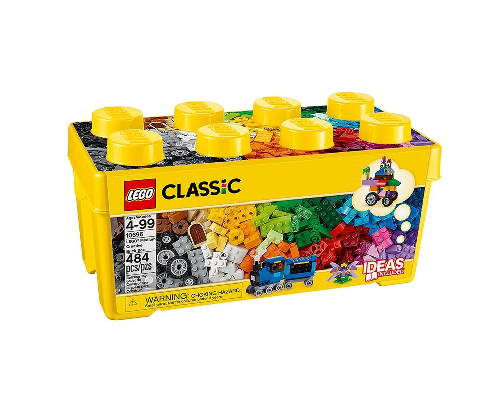 LEGO Set 10696-1 Medium Creative Brick Box