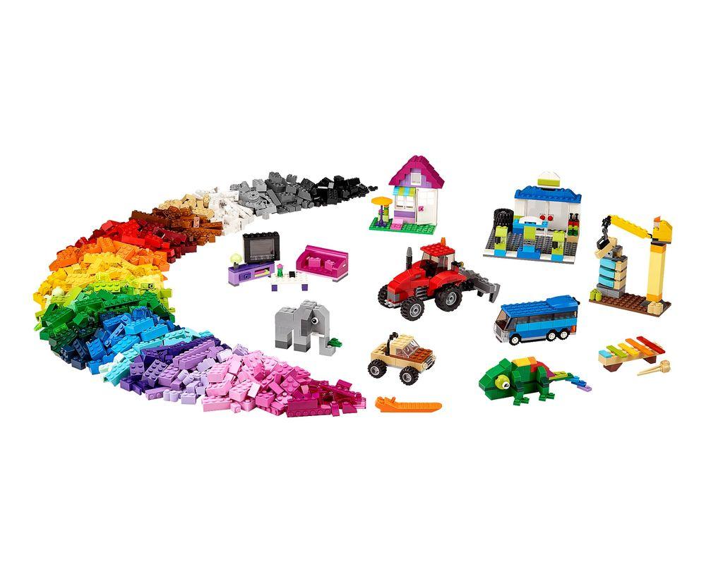 LEGO Set 10697-1 XXXL Box (Model - A-Model)