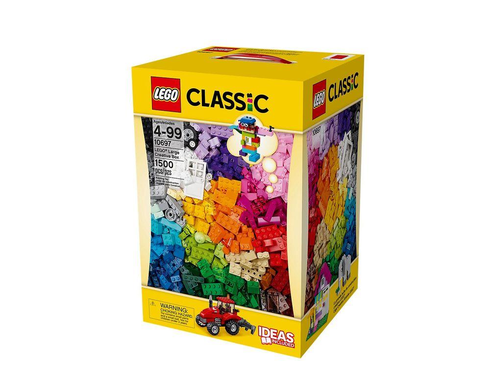 LEGO Set 10697-1 XXXL Box