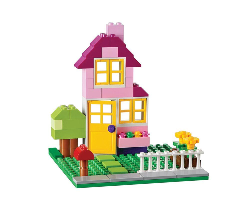 LEGO Set 10698-1 Large Creative Brick Box