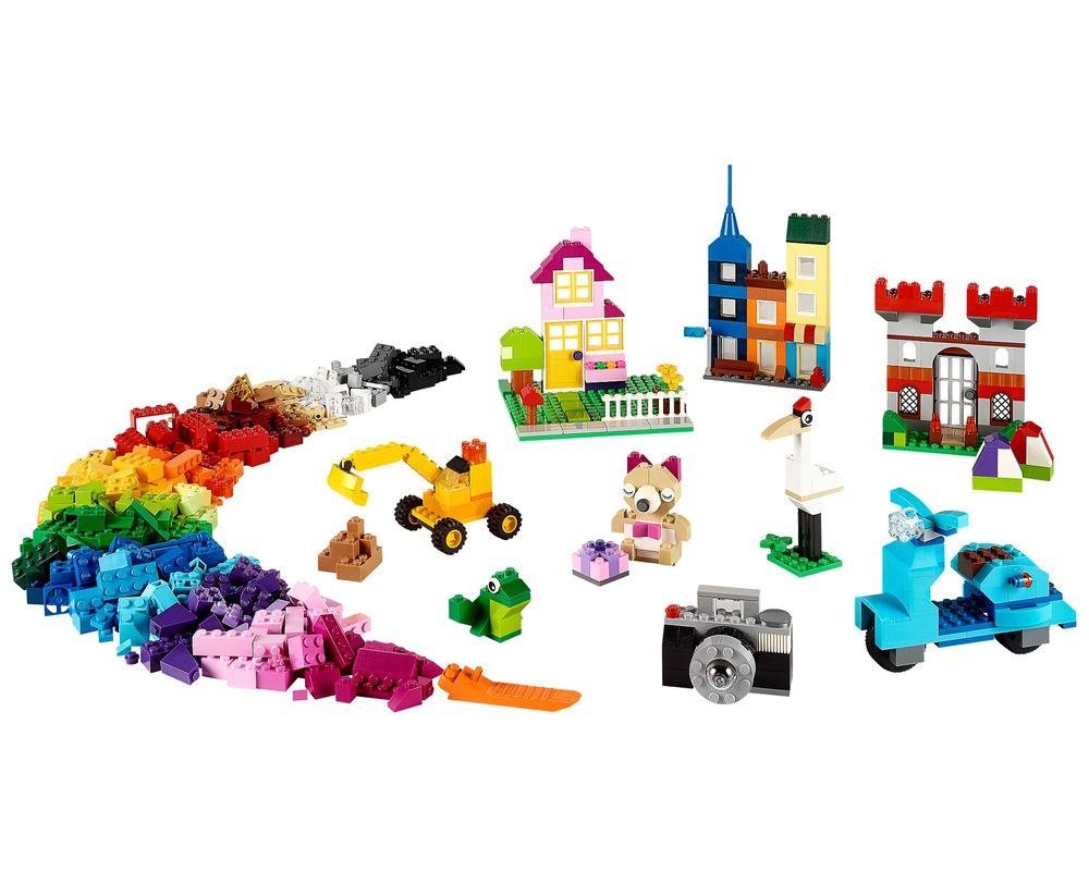 LEGO Set 10698-1 Large Creative Brick Box (LEGO - Model)