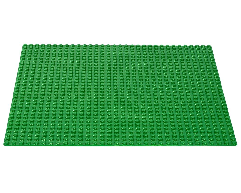 LEGO Set 10700-1 Green Baseplate (Model - A-Model)