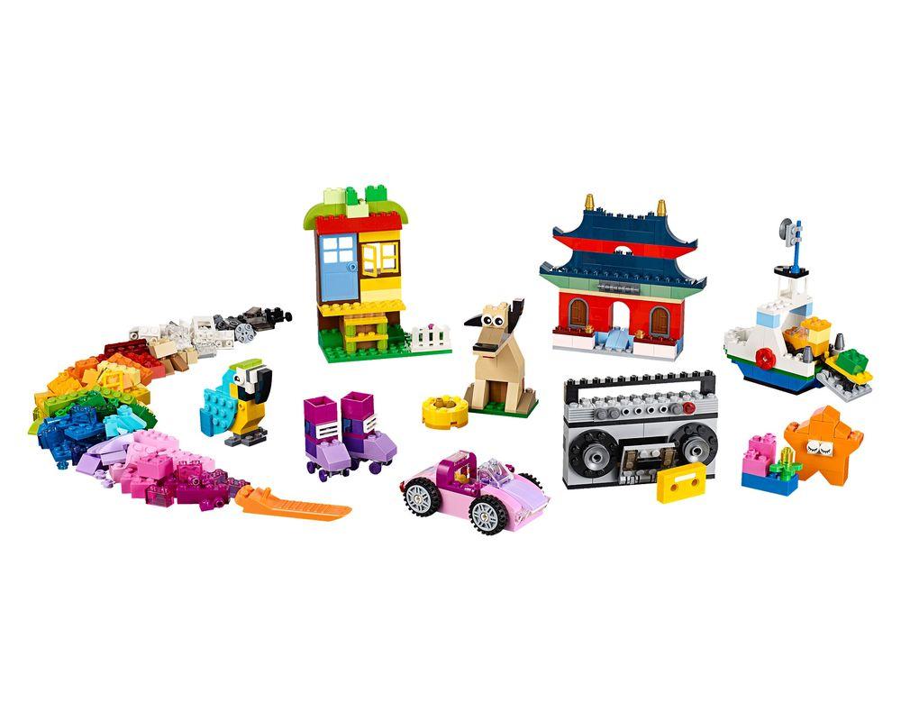 LEGO Set 10702-1 Creative Building Set (LEGO - Model)