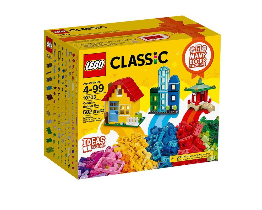 LEGO Set 10703-1 Creative Builder Box
