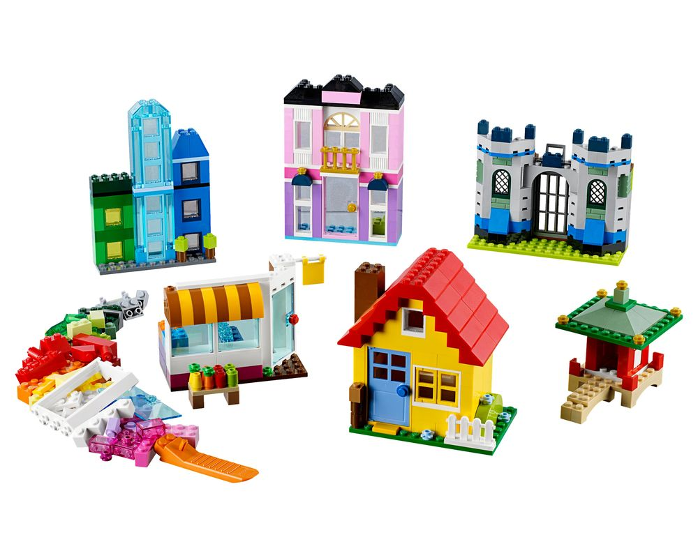 LEGO Set 10703-1 Creative Builder Box (LEGO - Model)