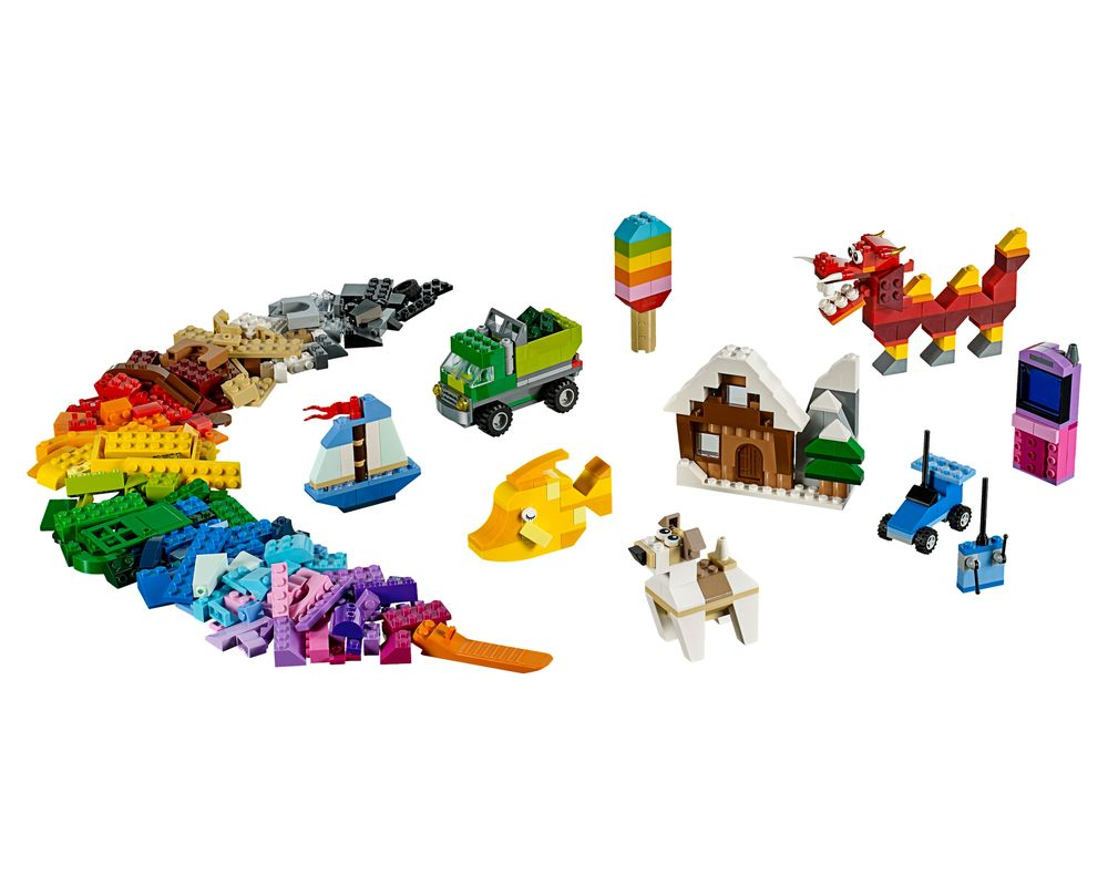 LEGO Set 10704-1 Creative Box (Model - A-Model)