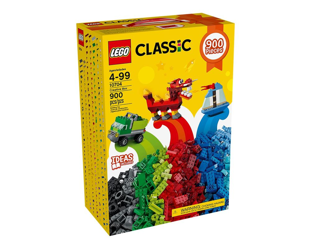 LEGO Set 10704-1 Creative Box