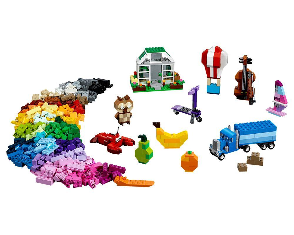 LEGO Set 10705-1 Creative Building Basket (LEGO - Model)