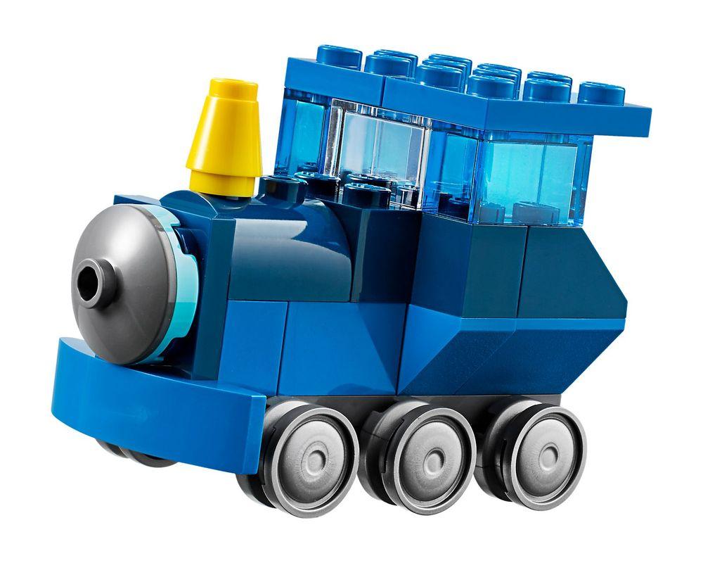 LEGO Set 10706-1 Blue Creative Box
