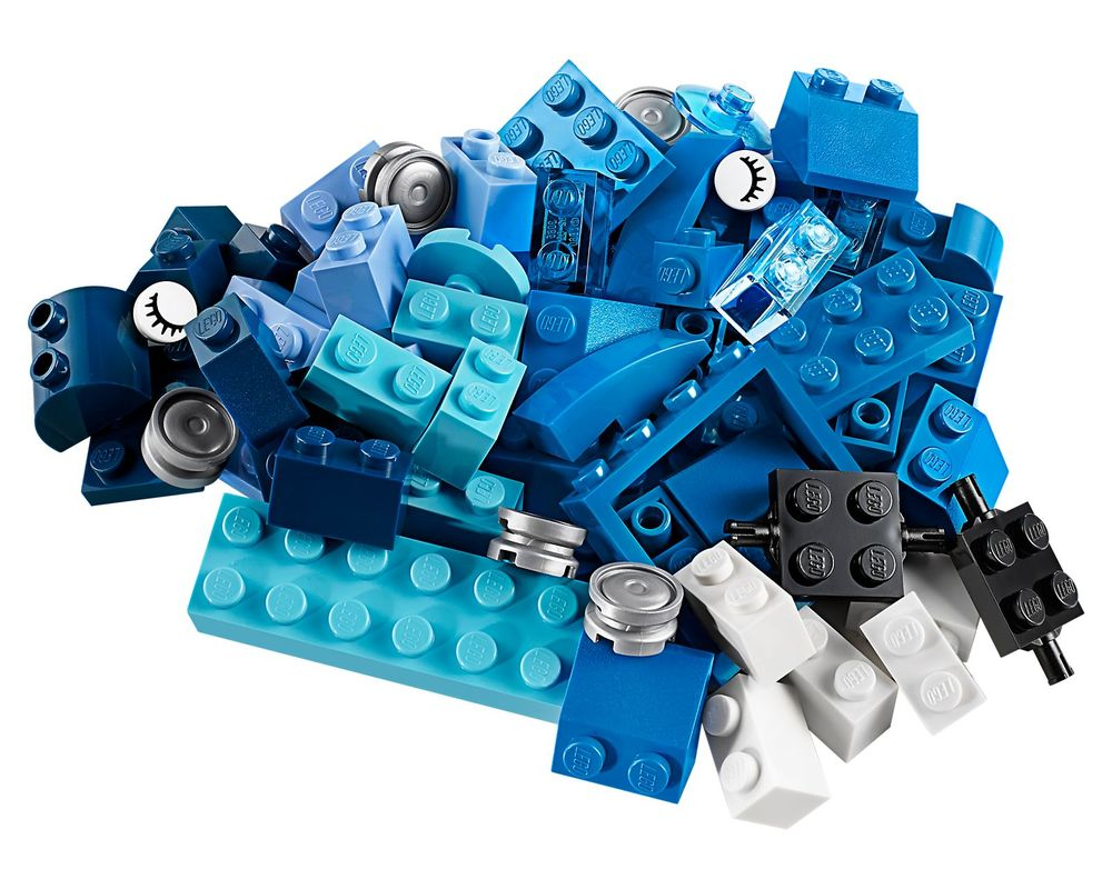 LEGO Set 10706-1 Blue Creative Box