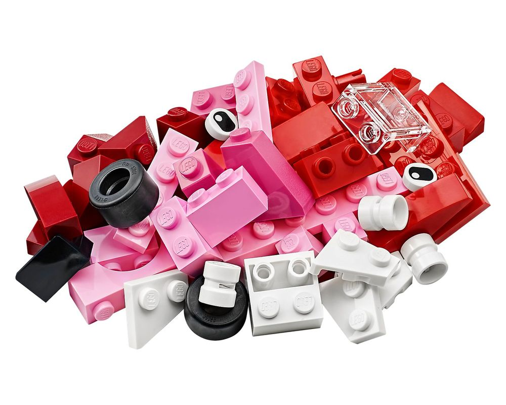 LEGO Set 10707-1 Red Creative Box