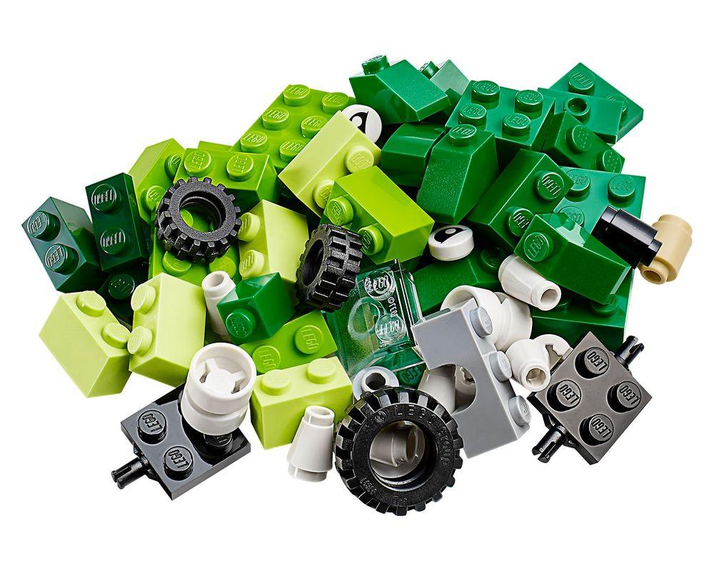 LEGO Set 10708-1 Green Creative Box