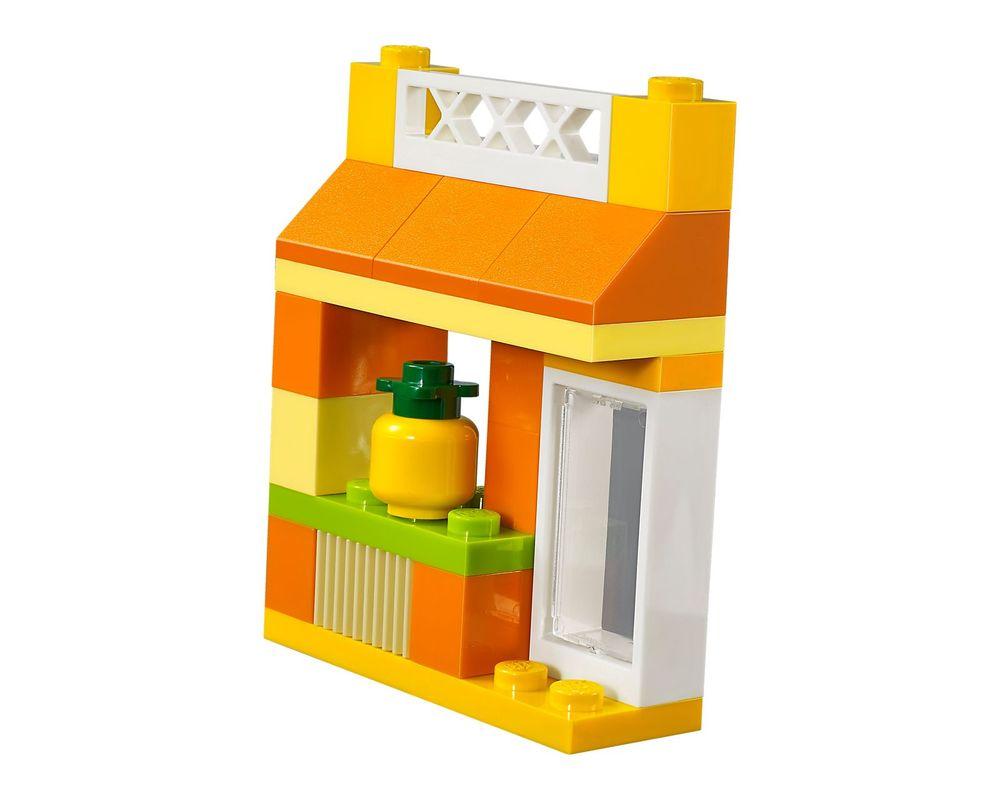 LEGO Set 10709-1 Orange Creative Box