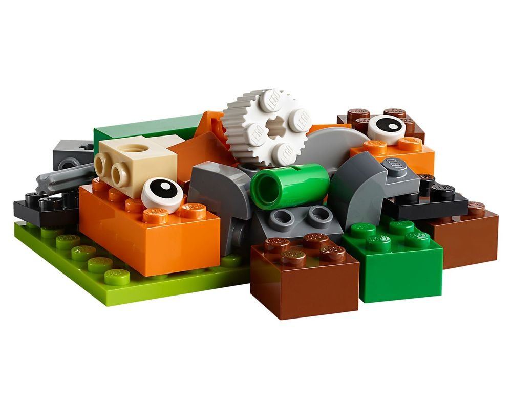 LEGO Set 10712-1 Bricks and Gears