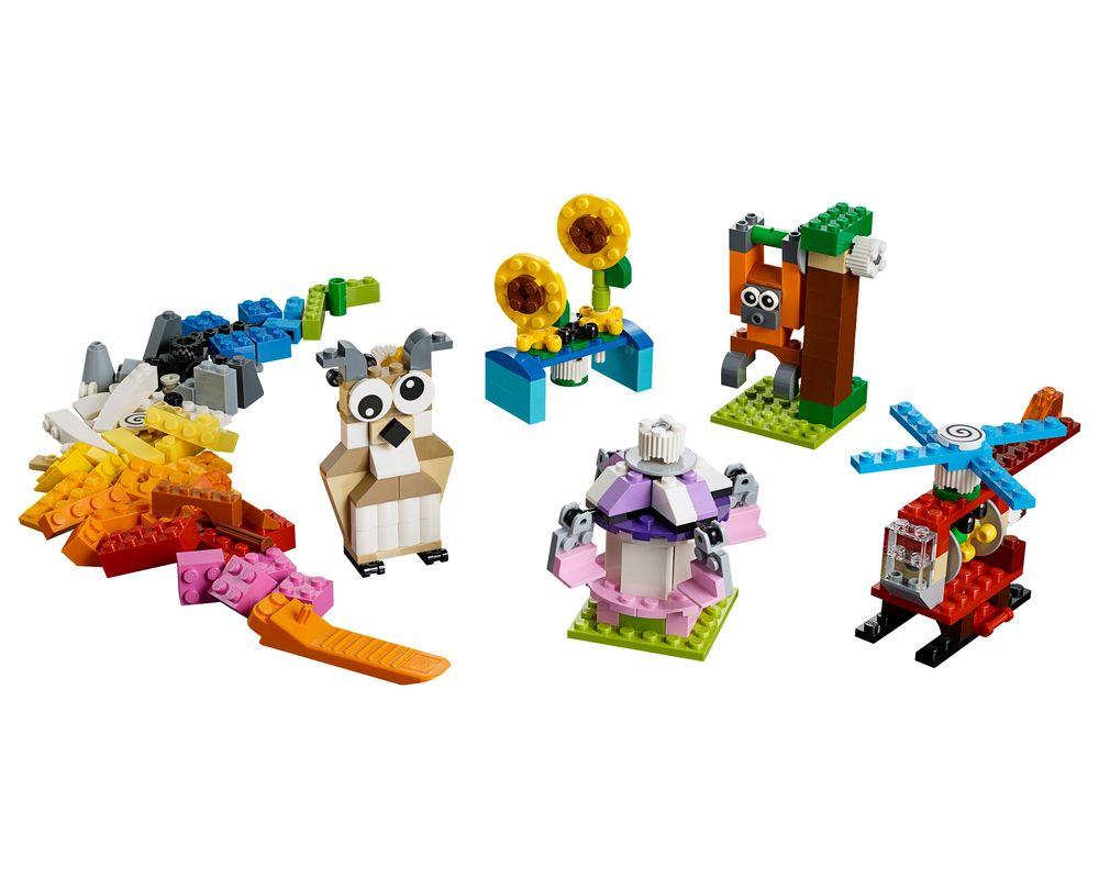 LEGO Set 10712-1 Bricks and Gears (Model - A-Model)
