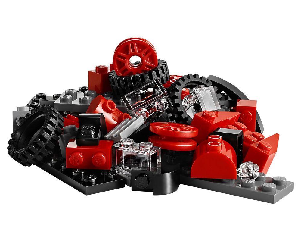 LEGO Set 10715-1 Bricks on a Roll