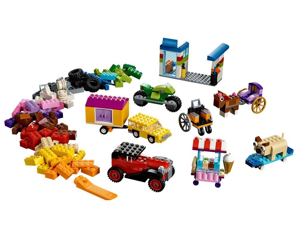 LEGO Set 10715-1 Bricks on a Roll (Model - A-Model)