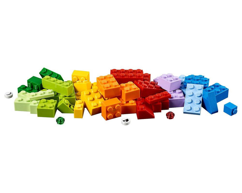 LEGO Set 10717-1 Bricks Bricks Bricks