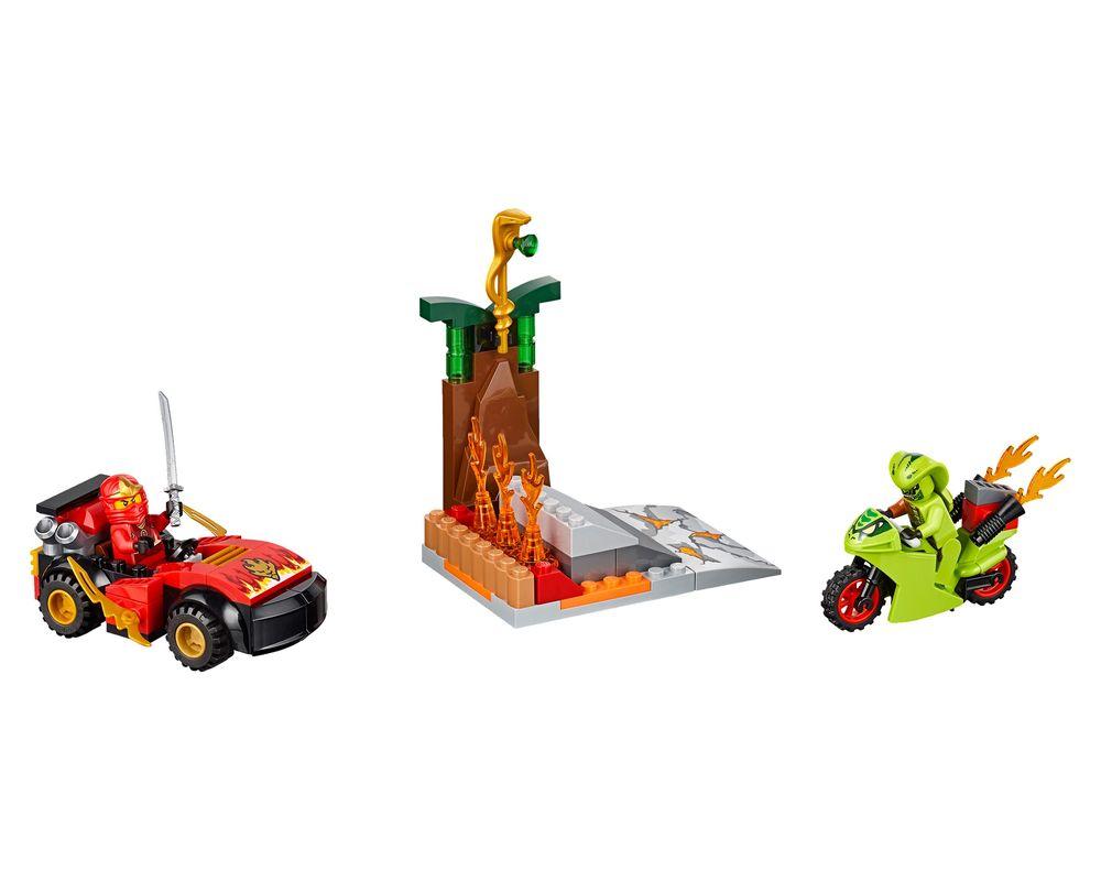 LEGO Set 10722-1 Snake Showdown (Model - A-Model)