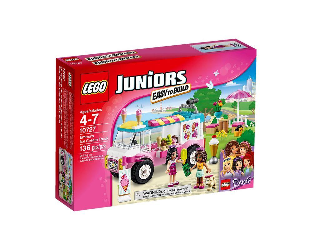 LEGO Set 10727-1 Emma's Ice Cream Truck