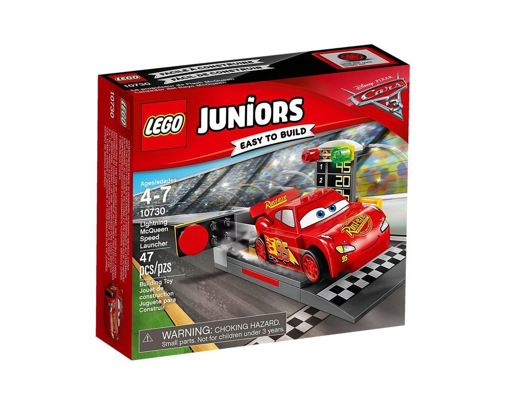 LEGO Set 10730-1 Lightning McQueen Speed Launcher