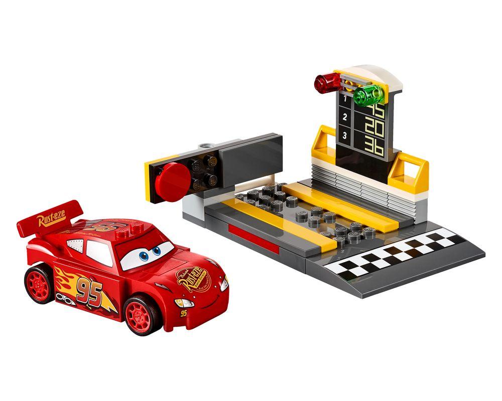 LEGO Set 10730-1 Lightning McQueen Speed Launcher (Model - A-Model)