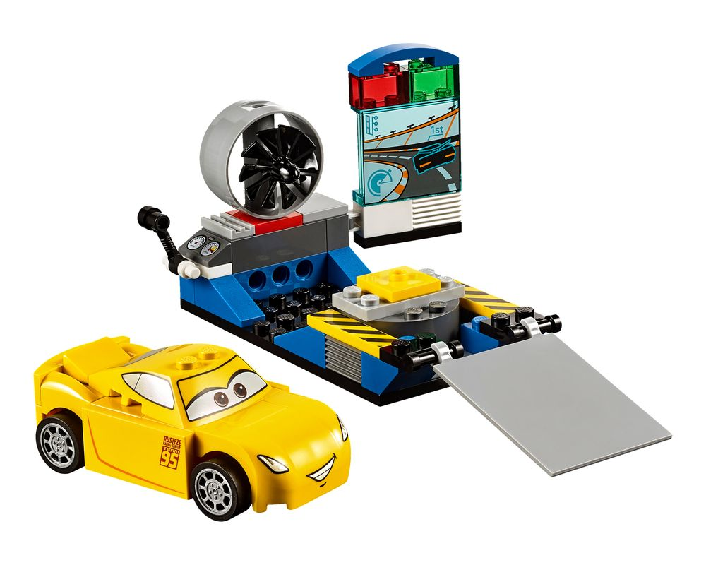 LEGO Set 10731-1 Cruz Ramirez Race Simulator (Model - A-Model)