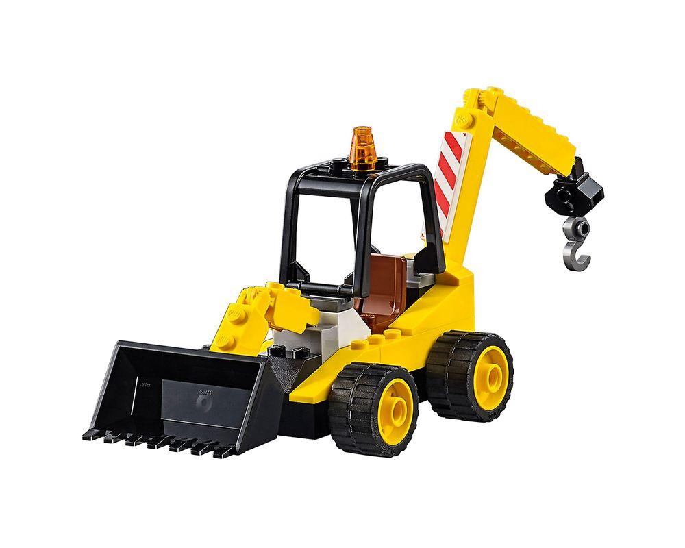 LEGO Set 10734-1 Demolition Site