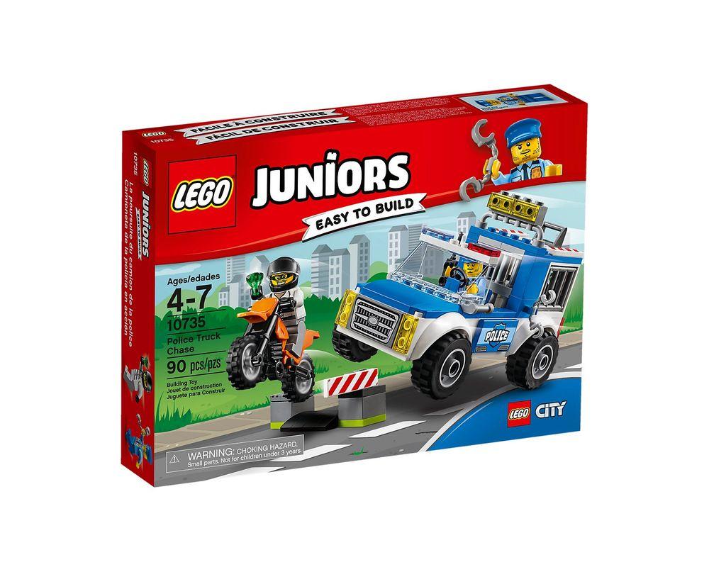 LEGO Set 10735-1 Police Truck Chase
