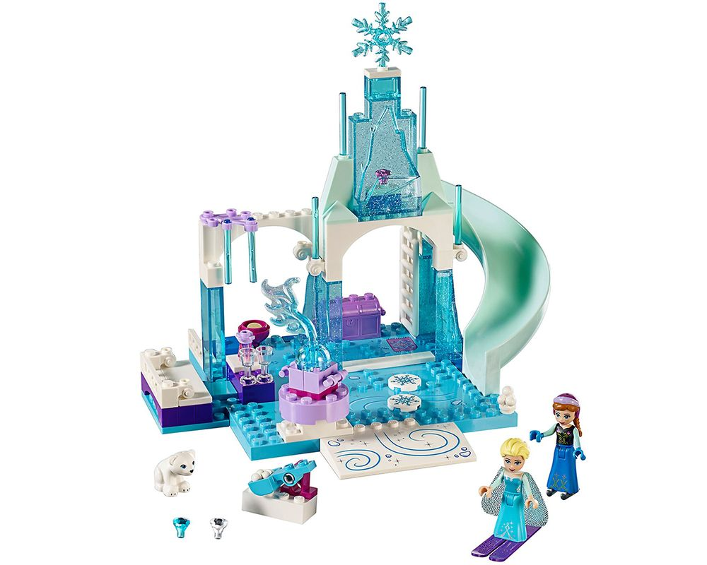 LEGO Set 10736-1 Anna & Elsa's Frozen Playground (Model - A-Model)