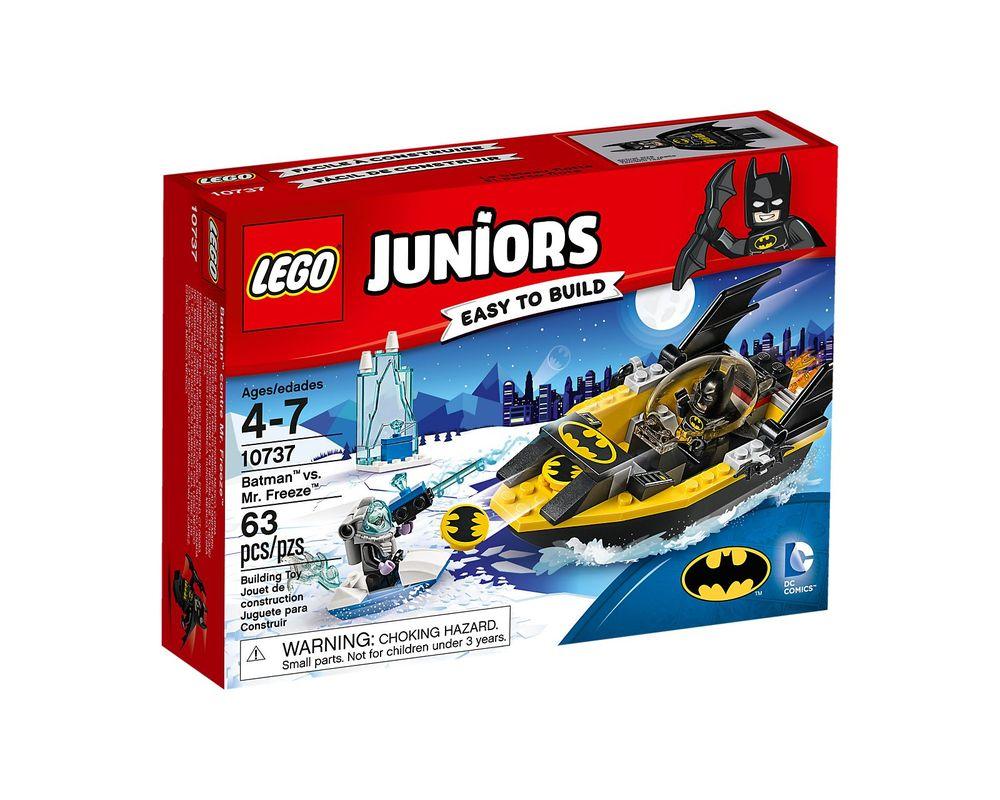 LEGO Set 10737-1 Batman vs. Mr. Freeze