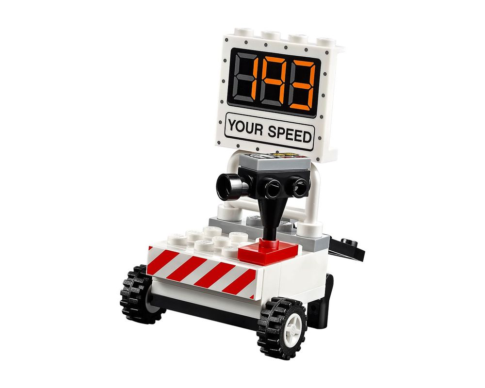 LEGO Set 10742-1 Willy's Butte Speed Training