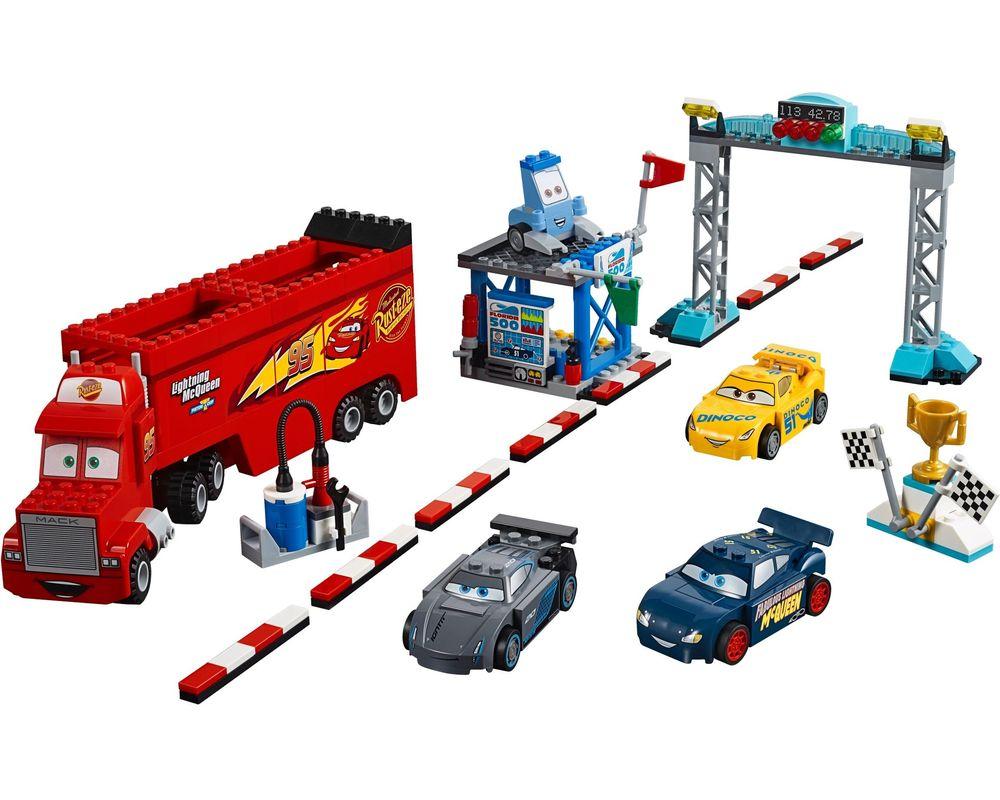 LEGO Set 10745-1 Florida 500 Race Final (Model - A-Model)