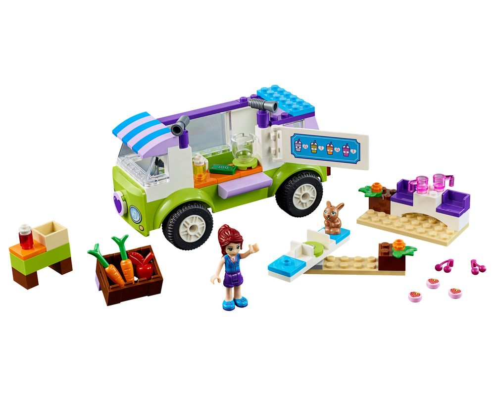 LEGO Set 10749-1 Mia's Organic Food Market (Model - A-Model)